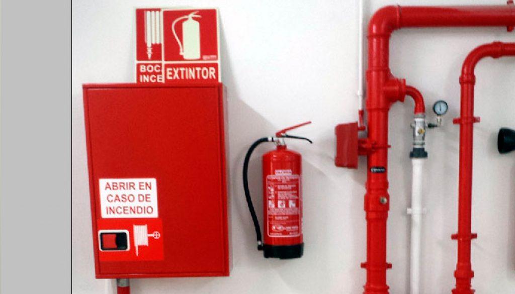 Toni - extintor