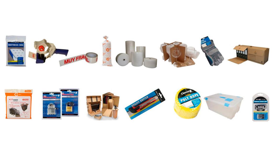 Material Embalaje - material de embalaje