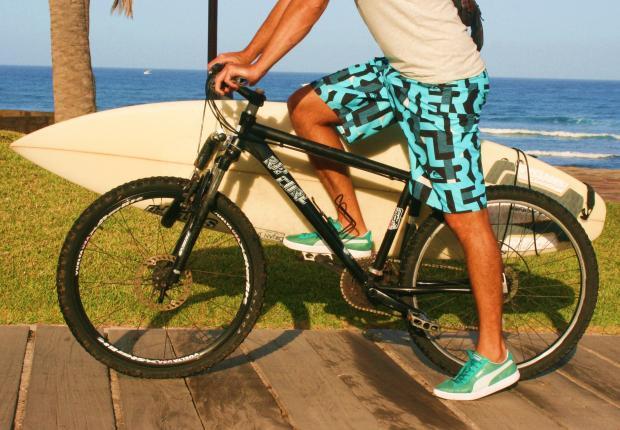 Surf-bicicleta-esquis