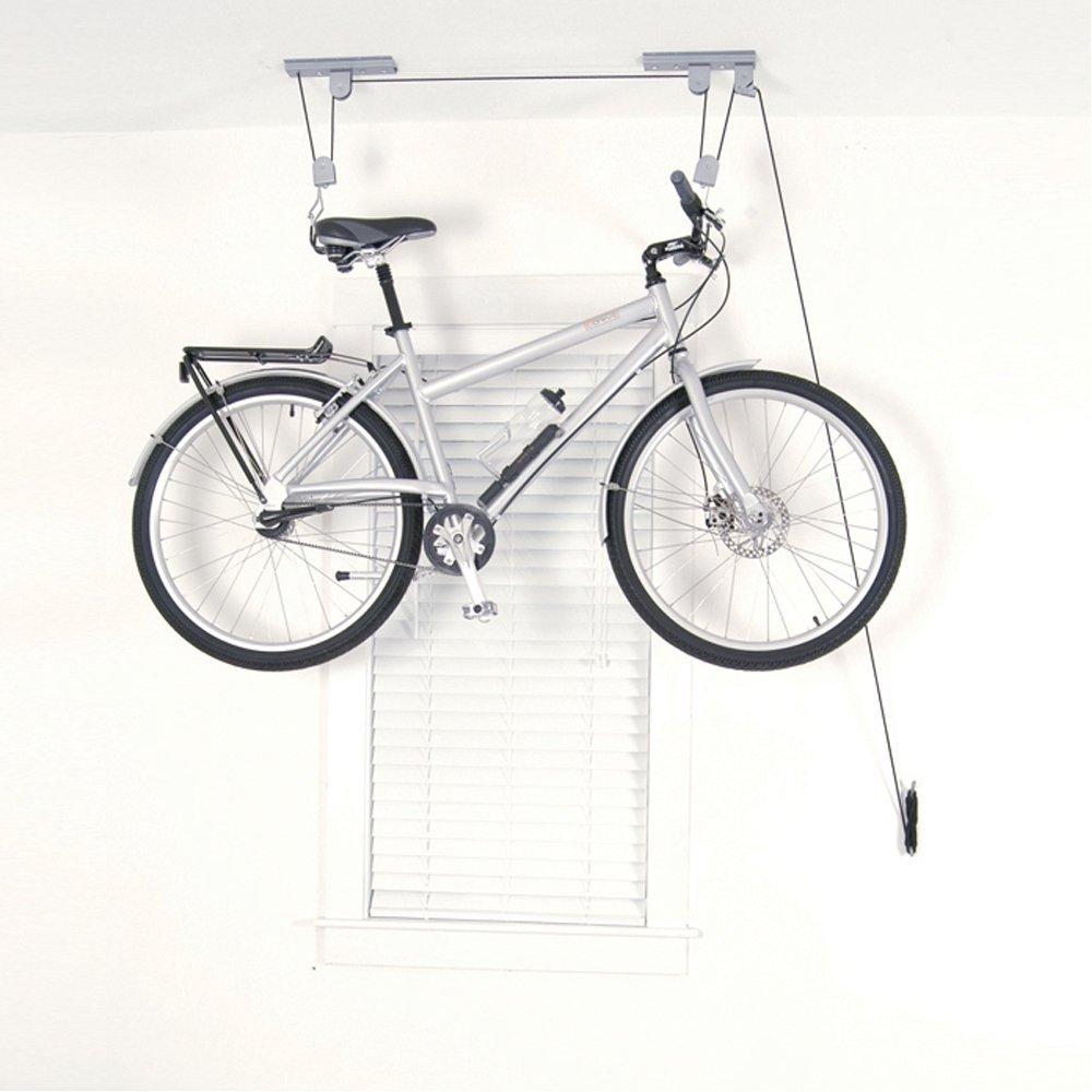 colgar bicicleta