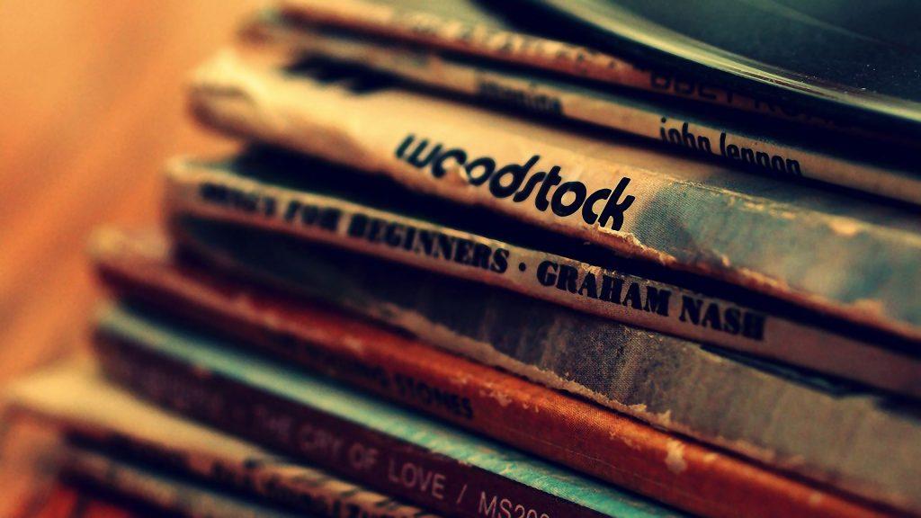 colección discos